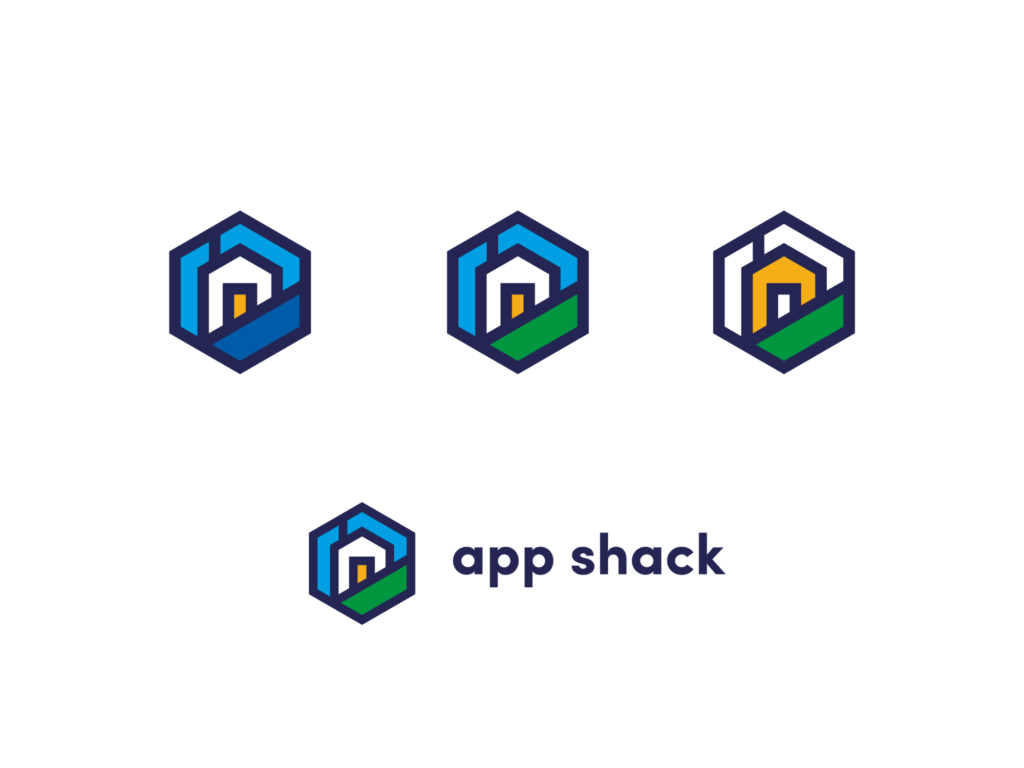 logo design case study tubik_iterations