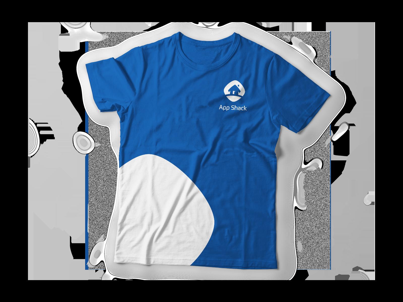 logo design case study tubik tshirt