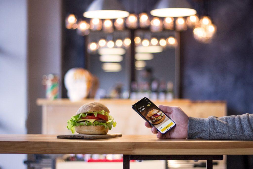food delivery app ui design tubik-studio