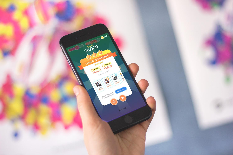 mobile game ui design tubik