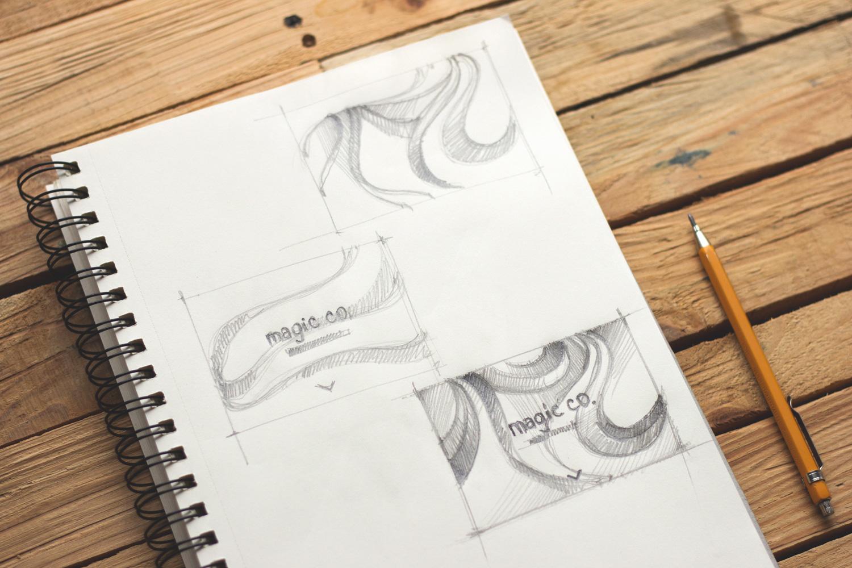 sketching wireframes ux design case study