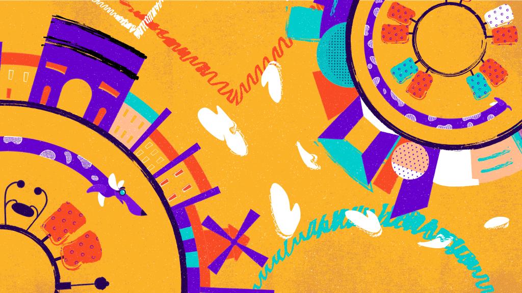 digital illustration case study
