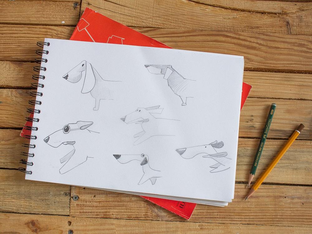 graphic design illustration sketch 3
