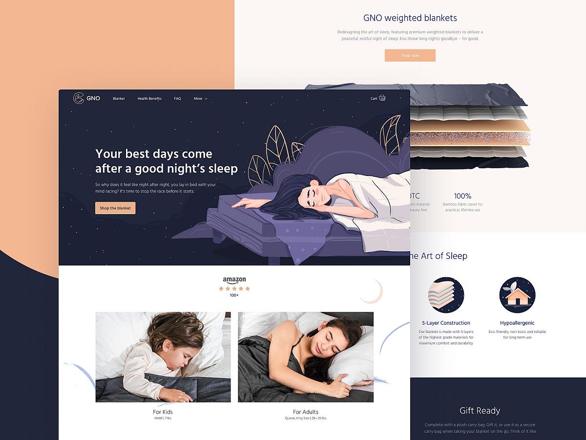 gno webdesign home page