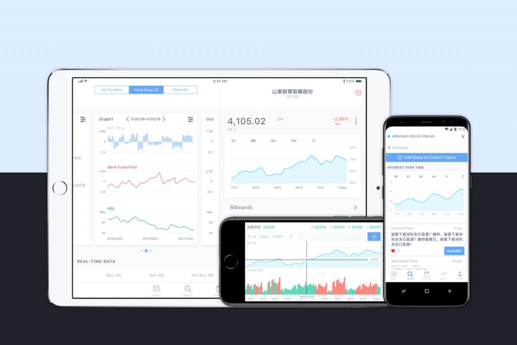 ui design mobile app adaptation