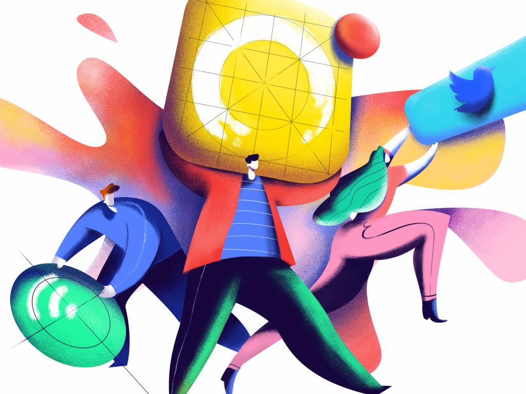 icon design illustration tubik