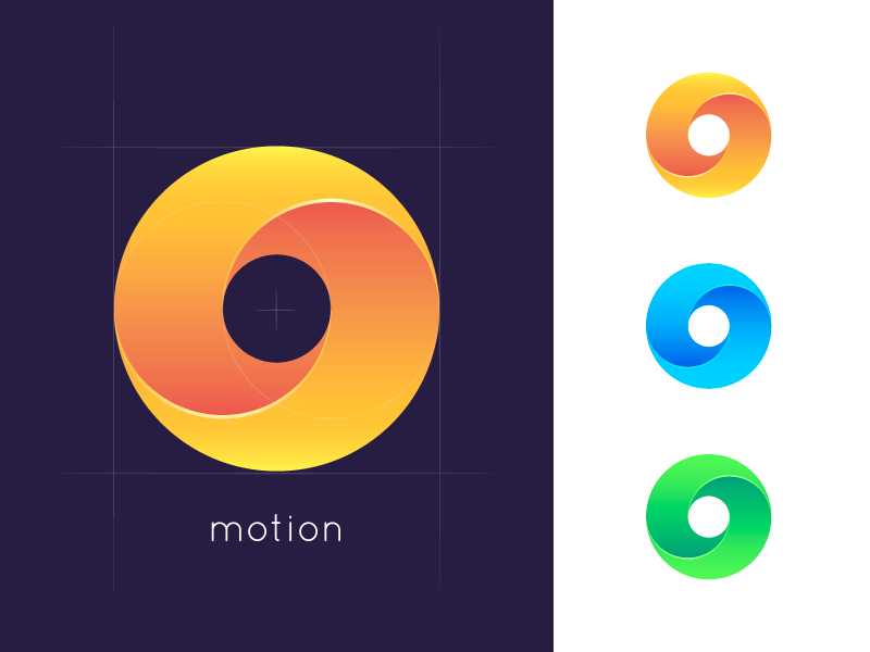 Motion Tubik Studio icon logo branding