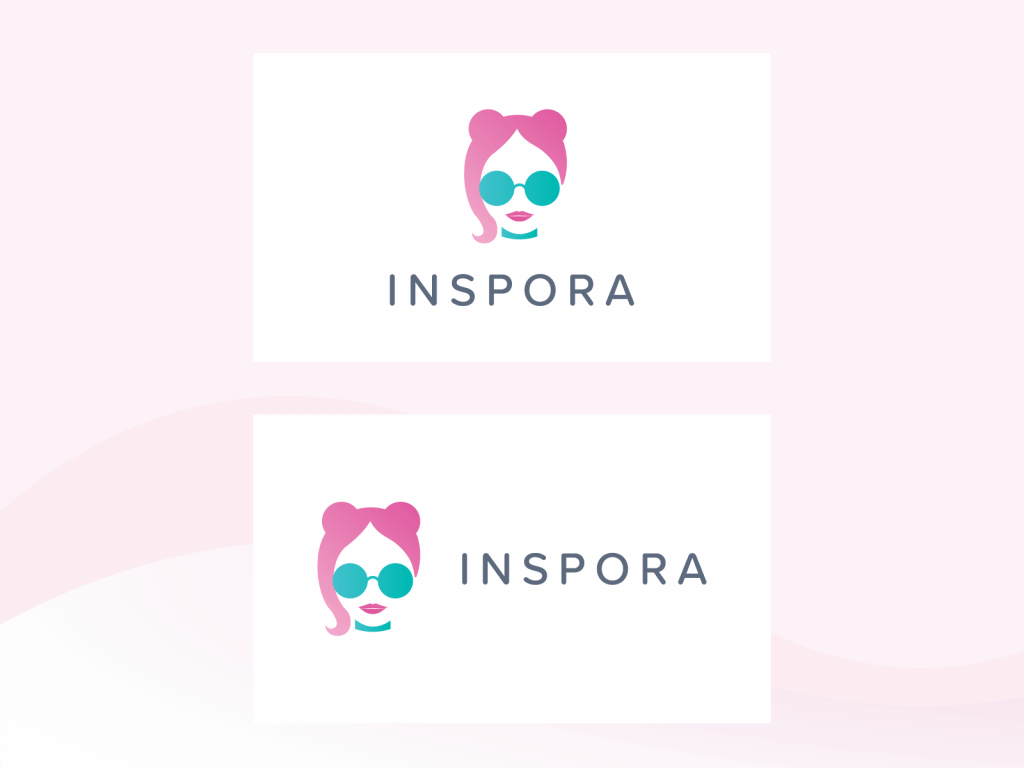 logo design process inspora