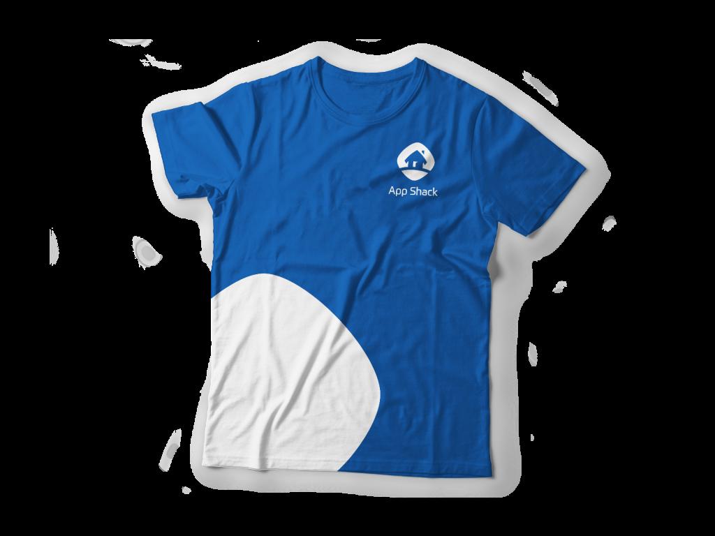 appshack logo design case study tubik tshirt