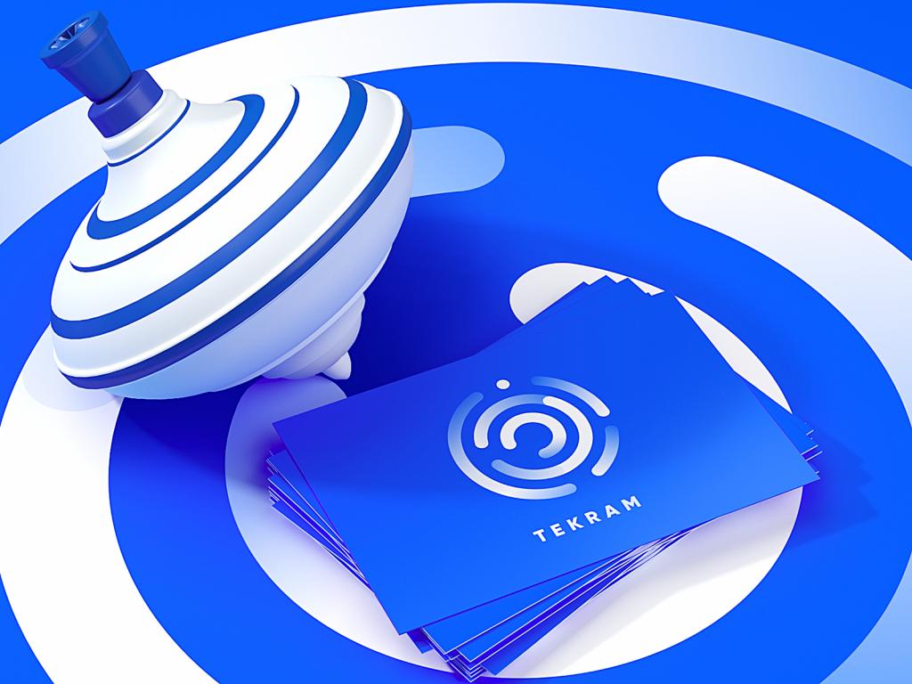 tekram branding identity design tubik