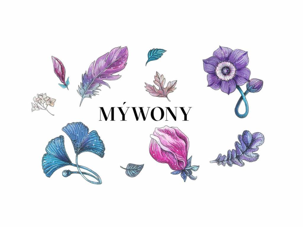 mywony_logo design