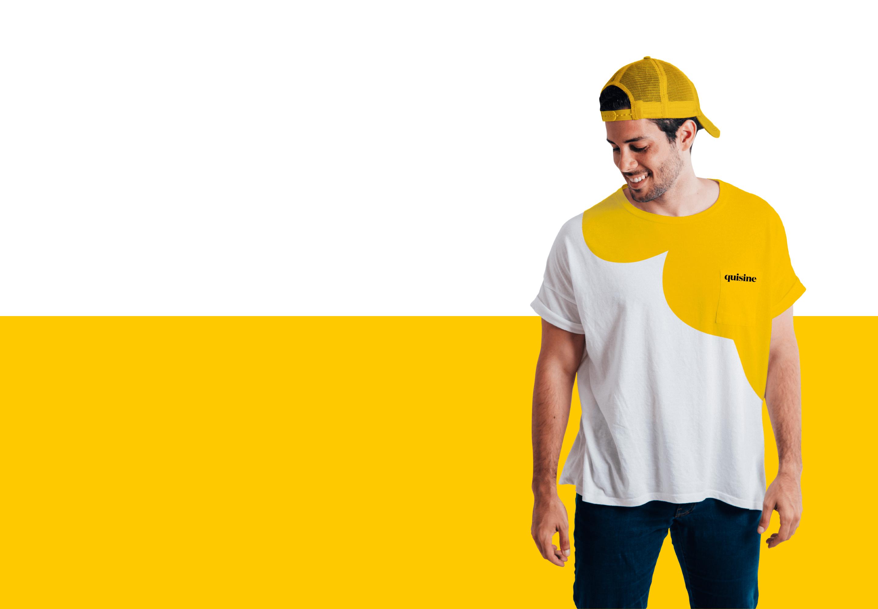 quisine tshirt graphic design