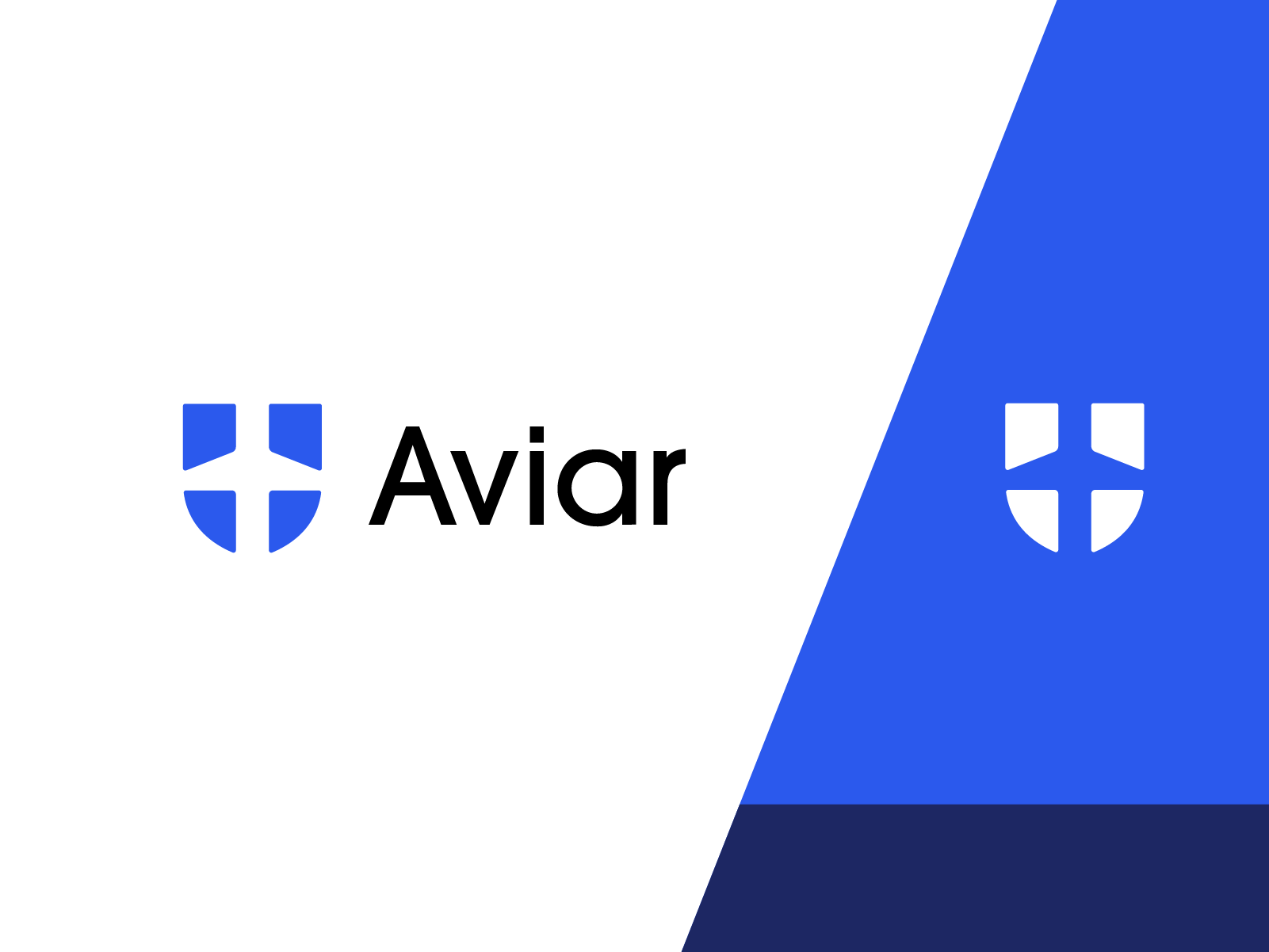 aviar logo design tubik
