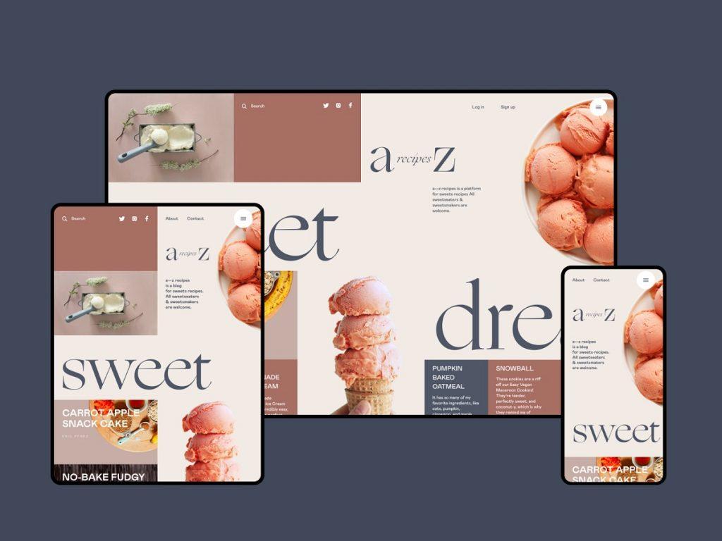 web design app design ui trends tubik blog