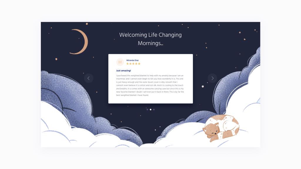 Reviews gno website design case study