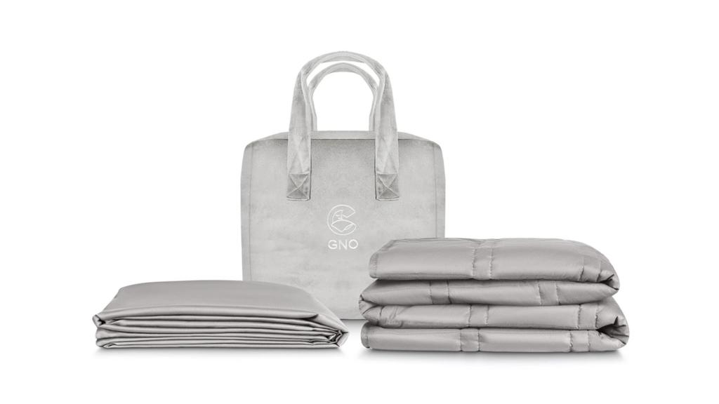 bag design grey gno branding