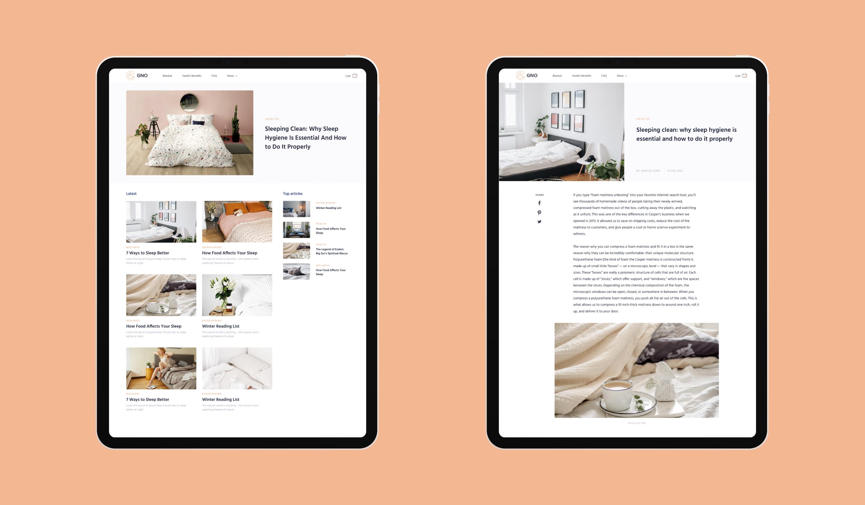 blog orange gno design case study