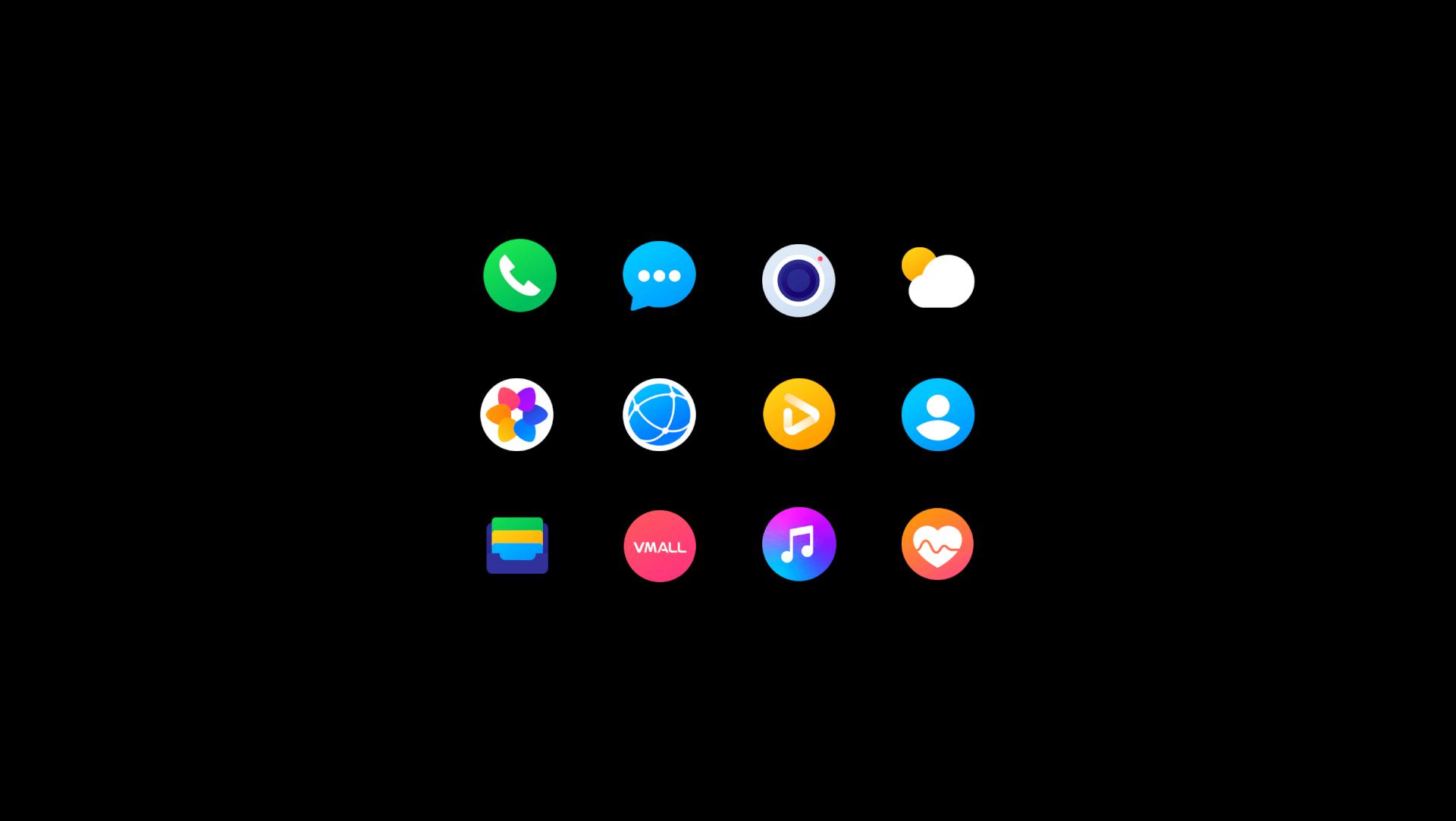 HUAWEI_EMUI_icons_tubik graphic design