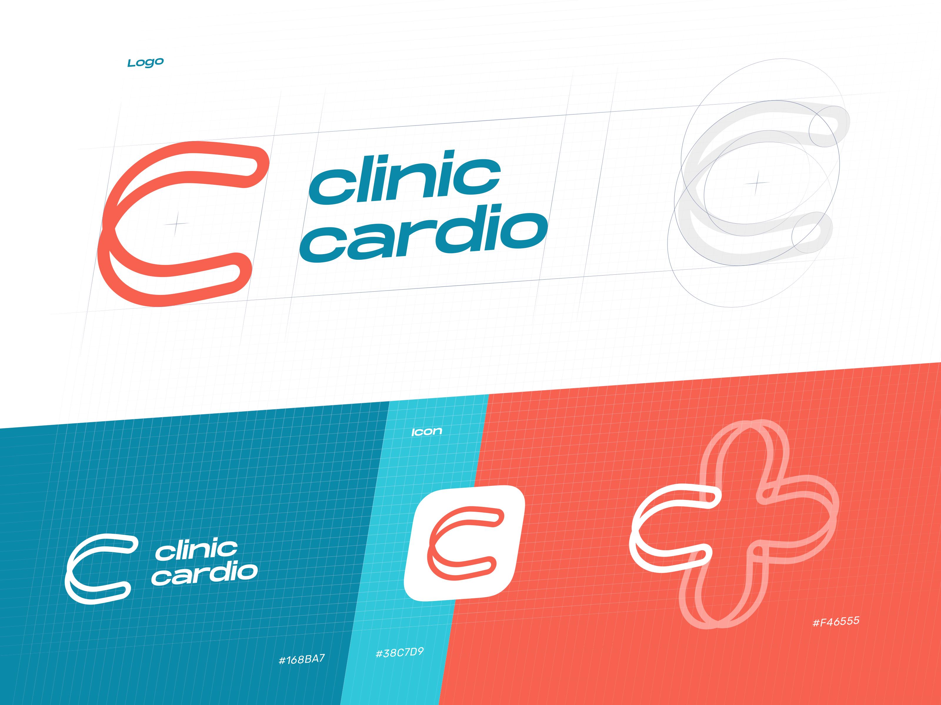 cardio health service_logo_design_tubik