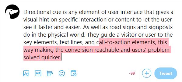 twitter visual limitation