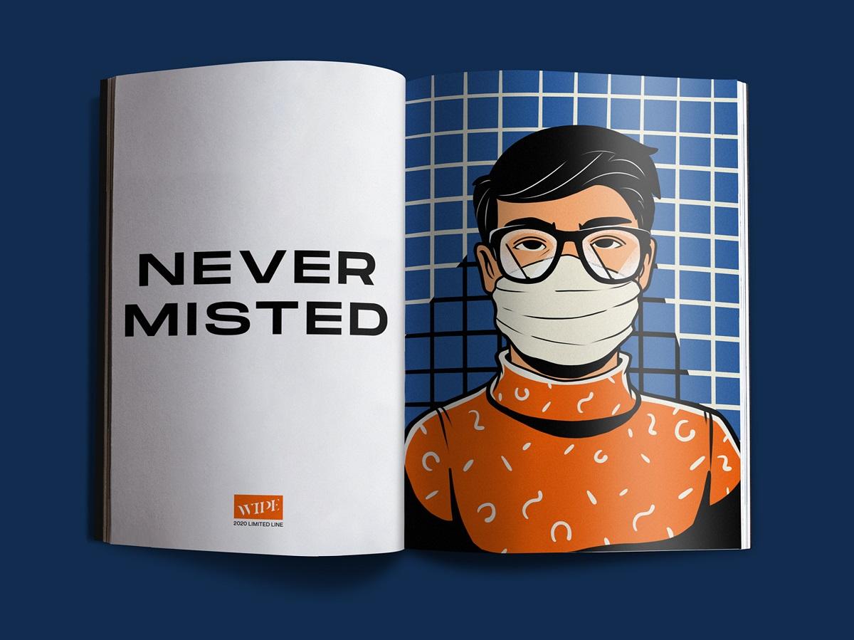eyeglasses illustration magazine tubik arts