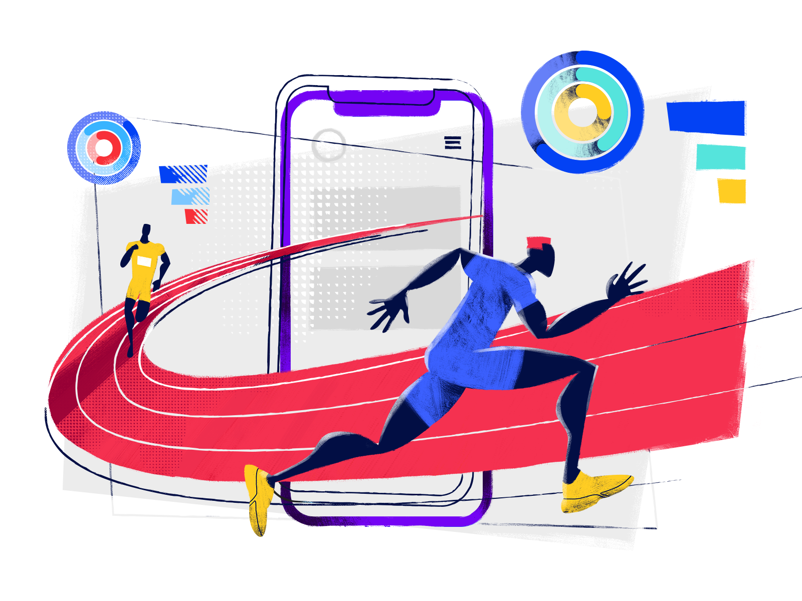 Big Review of Major UI Design Trends for Web and Mobile in 2020