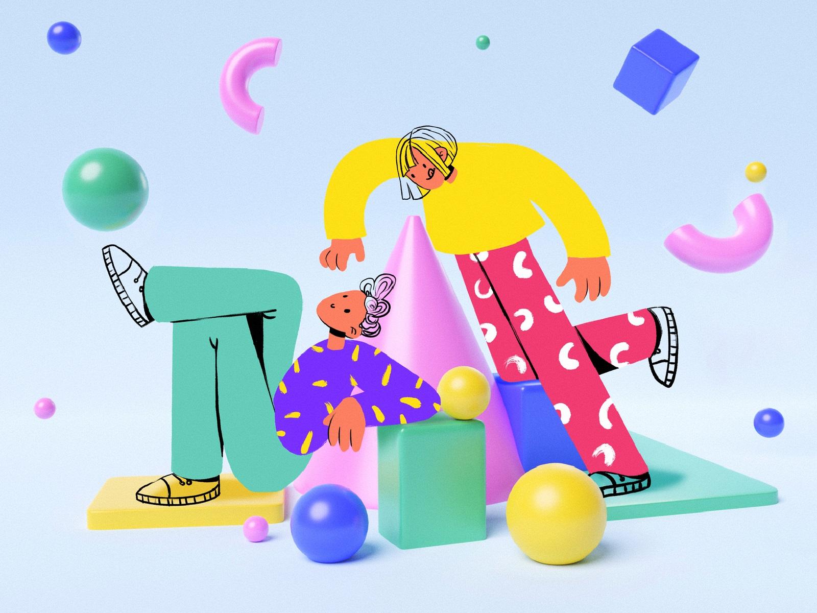 illustration tubikarts