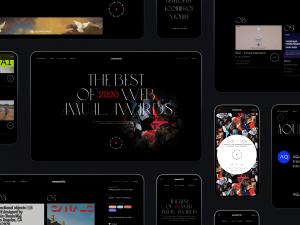 annual awwwards website design tubik studio