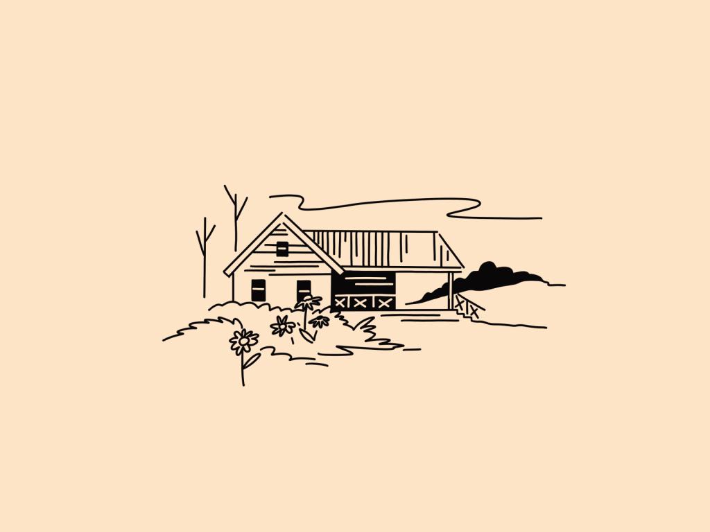 beekeeping illustration art